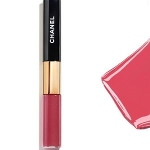 CHANEL le rouge duo ultra tenue 48 soft rose new